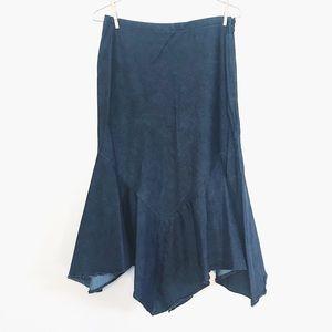 Larry Levine Stretch Skirt Sz 12